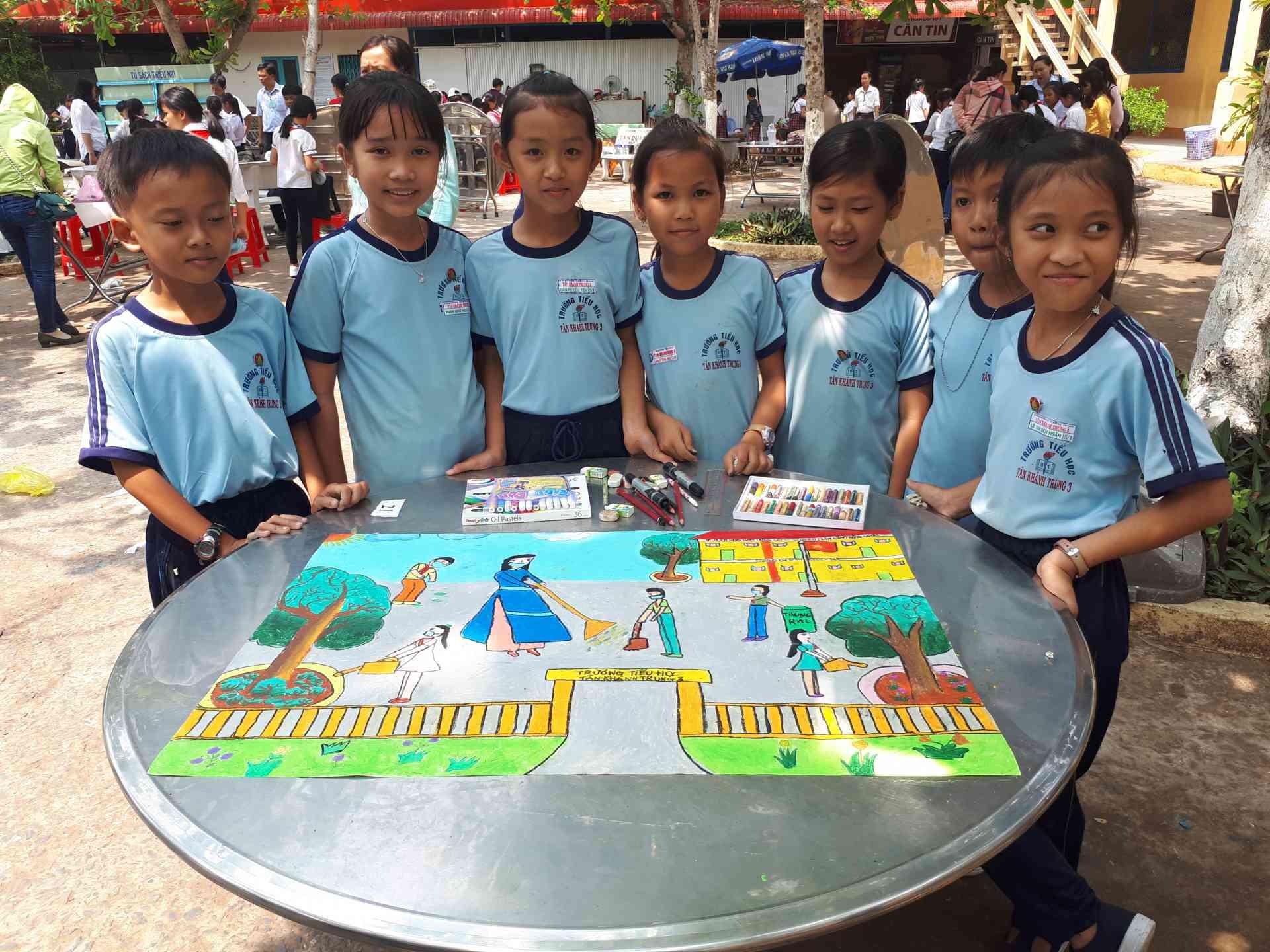 Tiểu học Tân Khánh Trung 3
